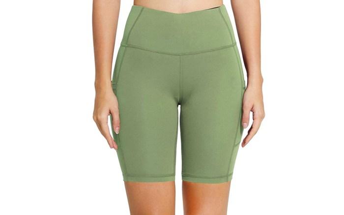 baleaf, compression shorts