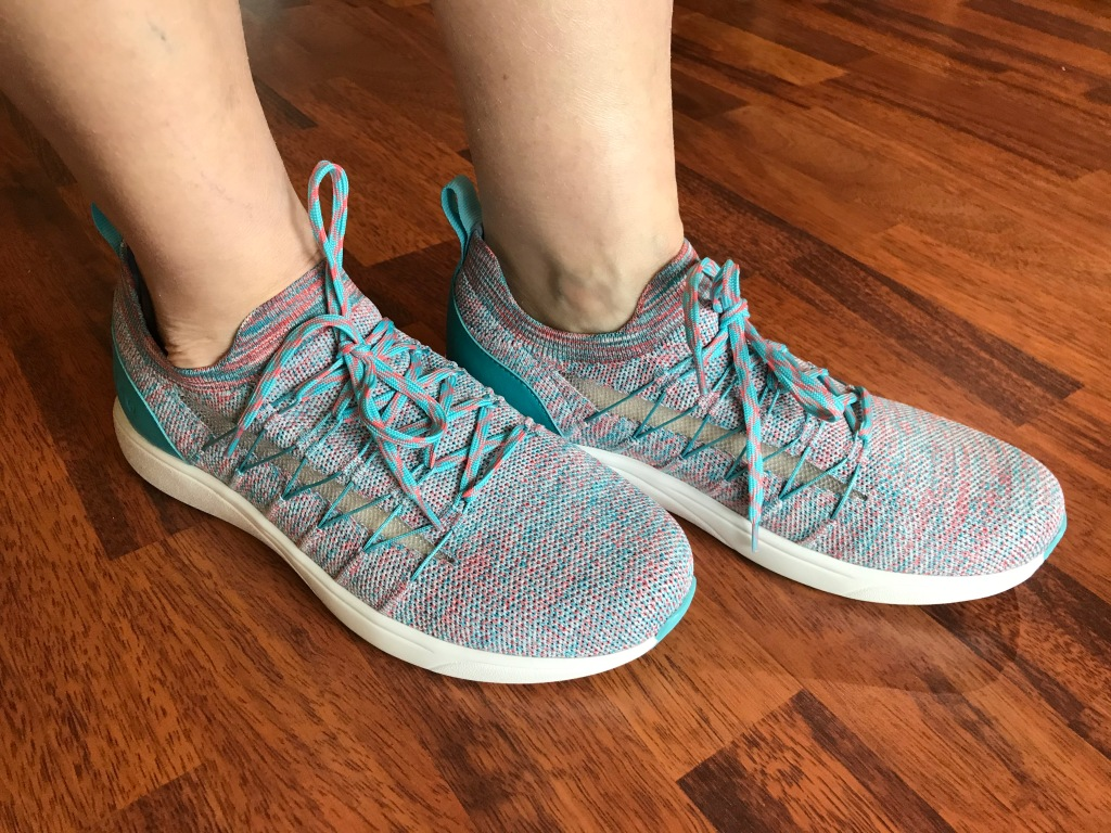 Work from home shoes, Algeria sneakers, knit sneakers