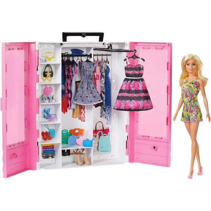 Barbie-Doll-Set