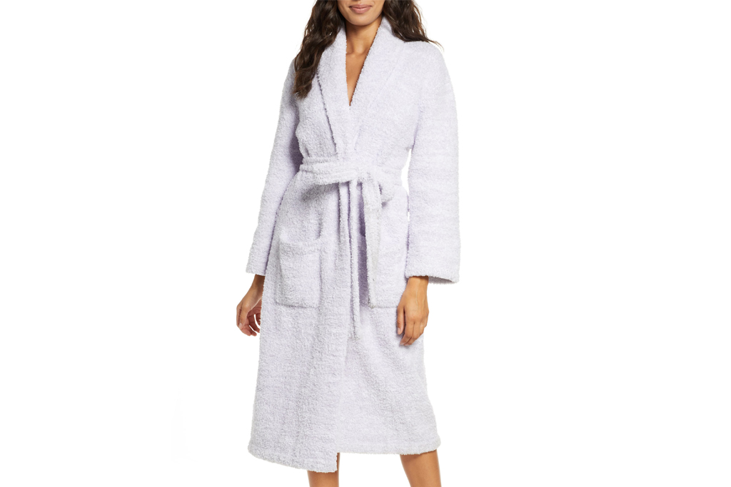 barefoot dreams, robe, cozychic