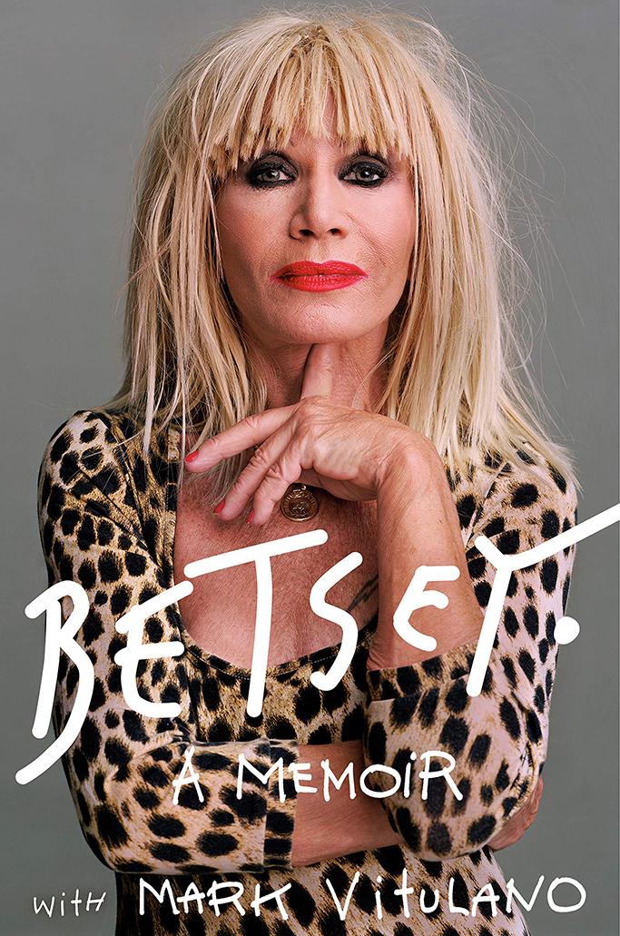 Betsey Johnson book