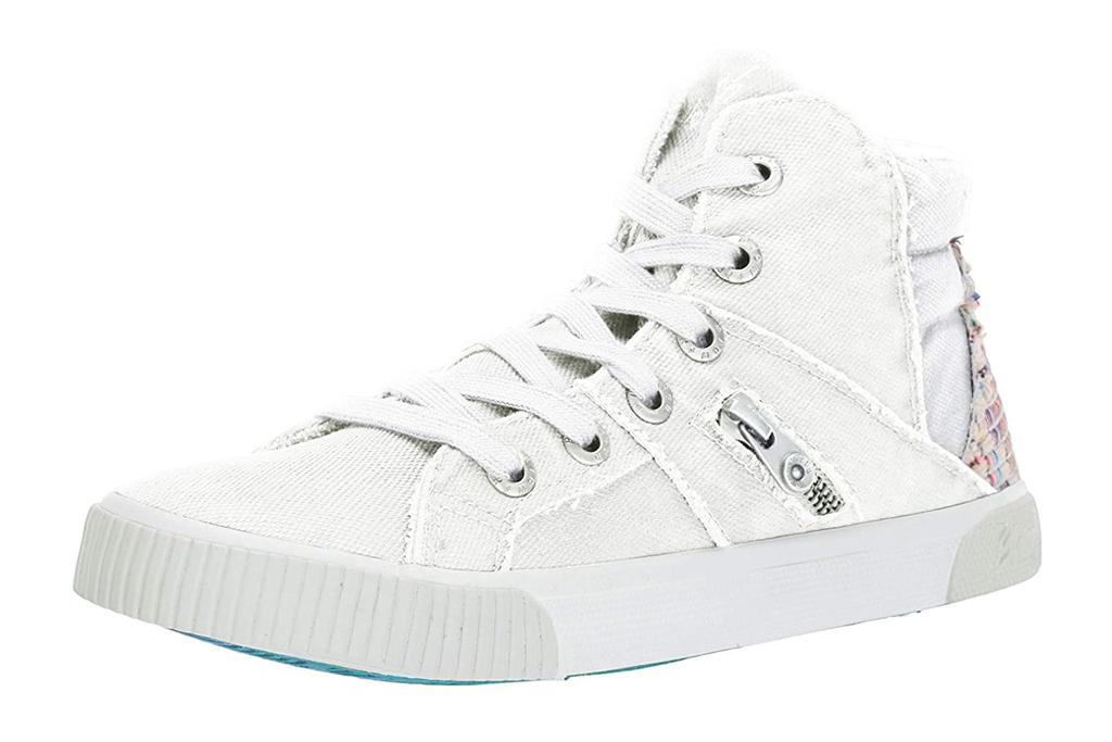 blowfish malibu, sneakers, white, high