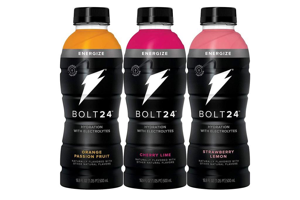 BOLT24 Fueled by Gatorade
