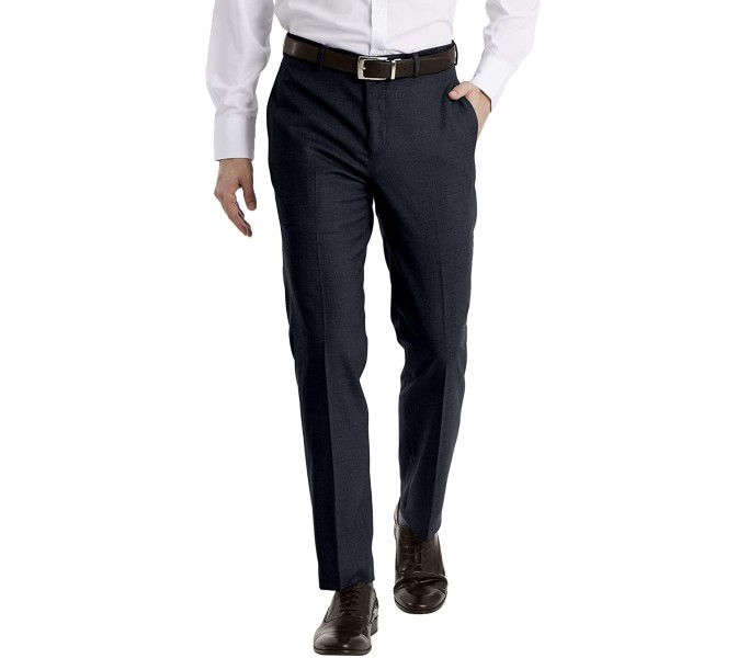 Calvin Klein Slim-Fit Suit Pants