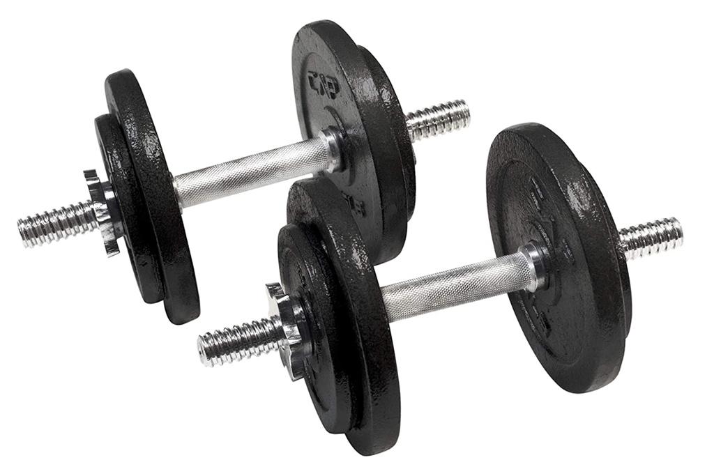 adjustable weights, weights