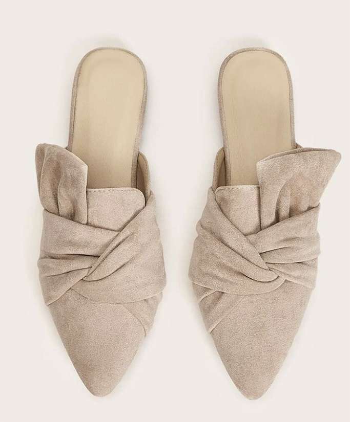 carrie bradshaw, wfh style, shein slippers