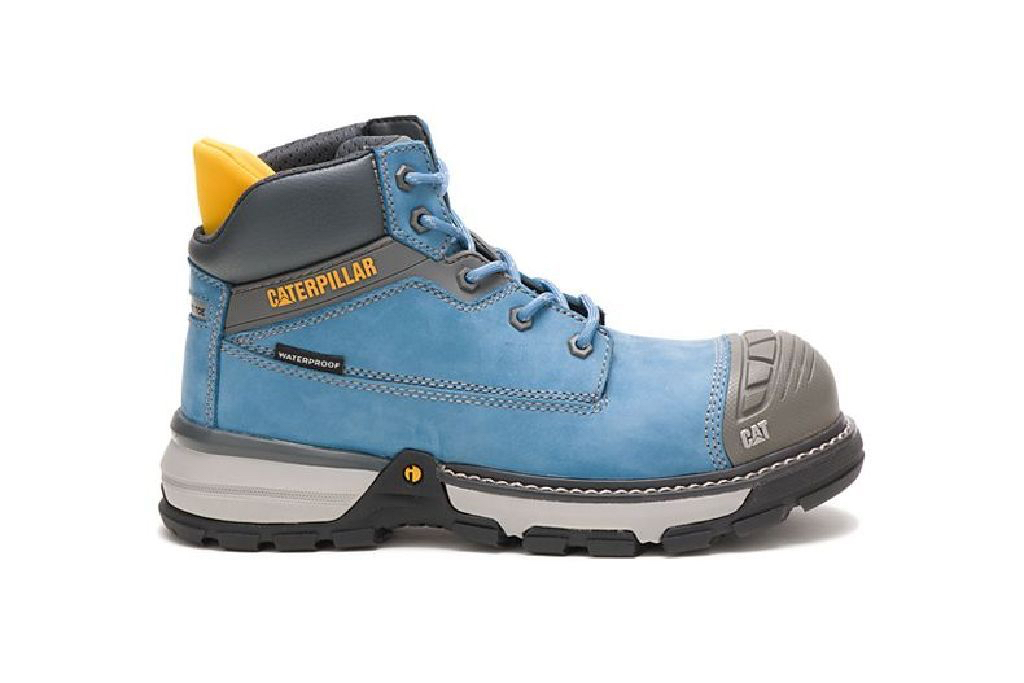 cat footwear, excavator superlite, work boot, workers, boots