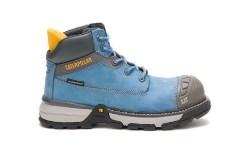 cat footwear, excavator superlite, work boot,