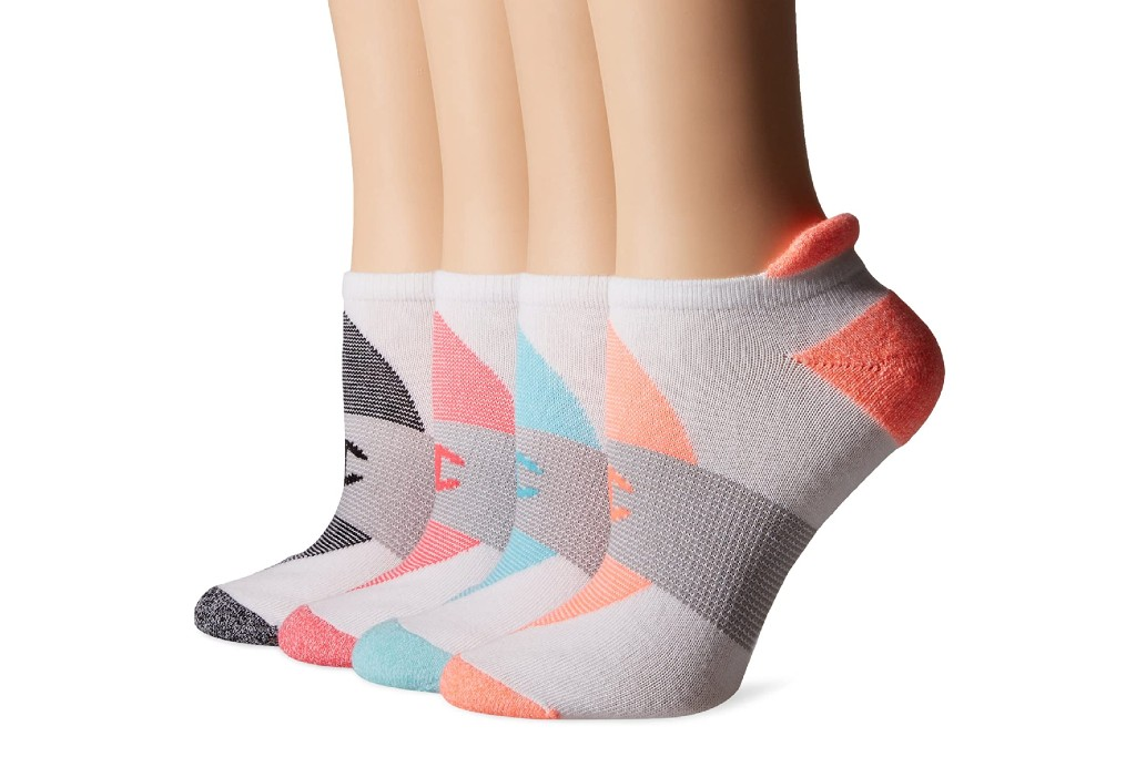 Champion Double Dry Heel Shield Socks