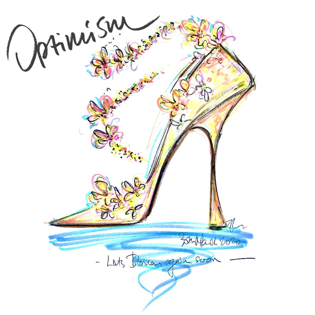 jimmy choo, sketch initiative, design a shoe