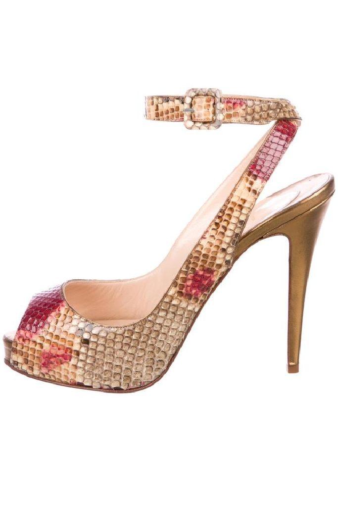 christian louboutin, snakeskin, platform sandals, louboutin sandals, louboutin platforms
