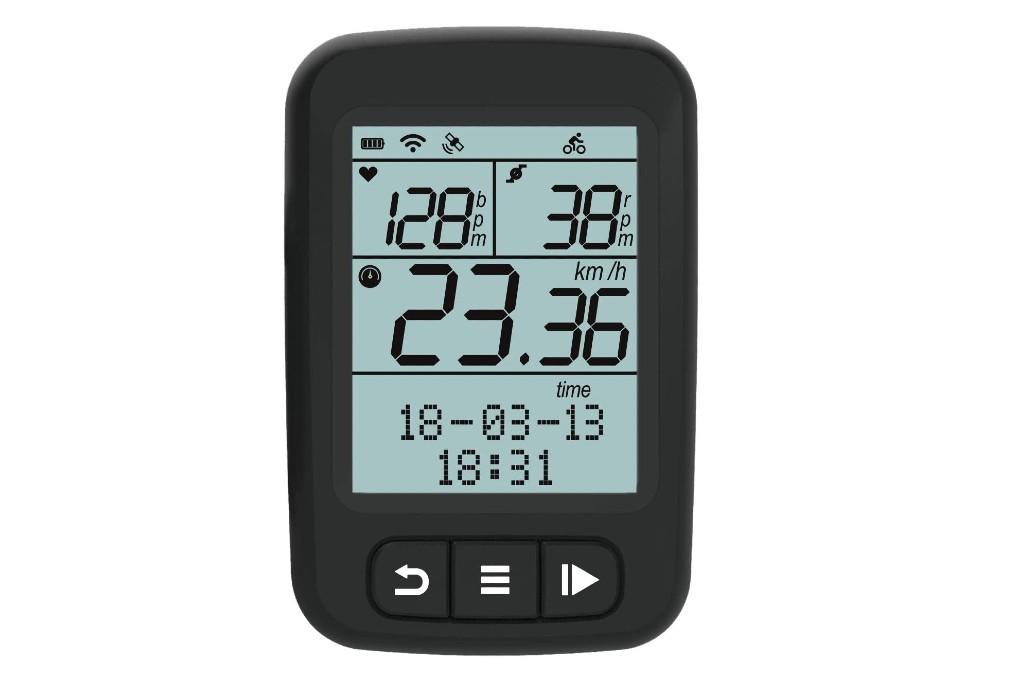 CooSpo GPS Bike Computer