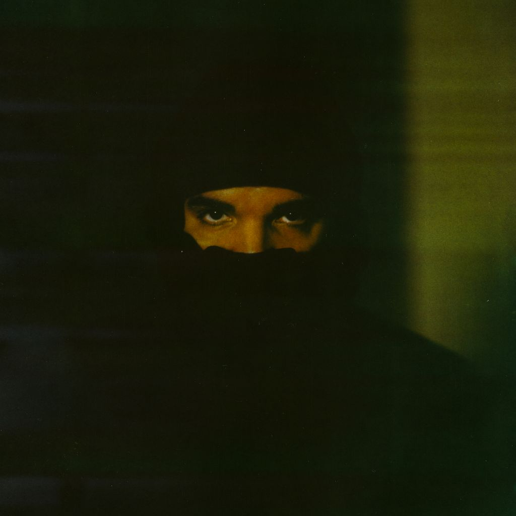 drake, dark days demo tapes, drake new album, drake face mask