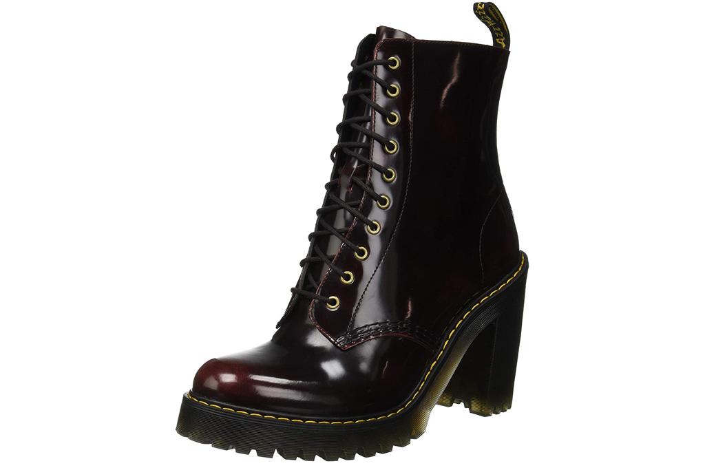 dr martens boots, lace up