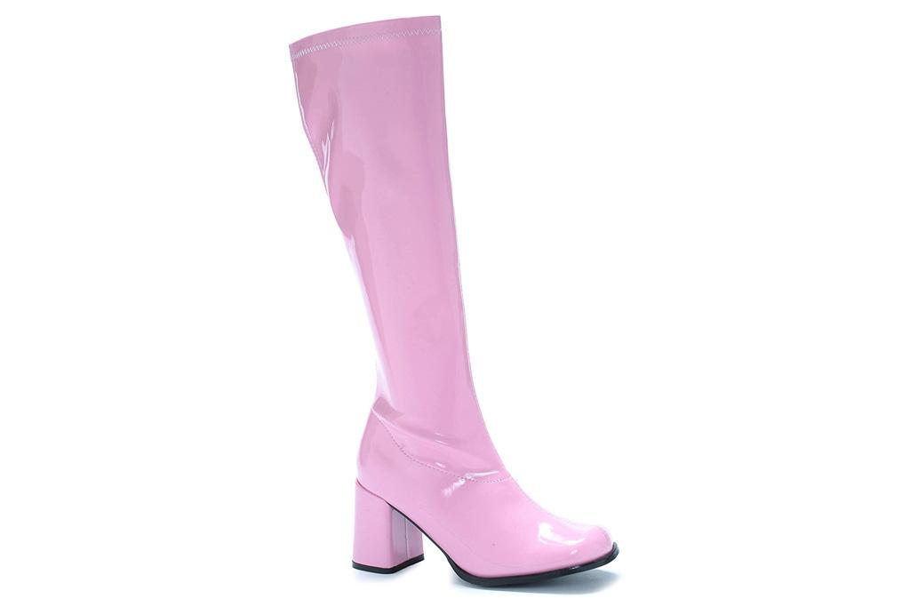 ellie shoes, boots, pink