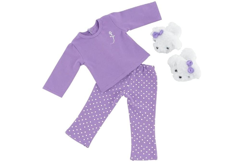 Emily Rose American Girl Doll Pajamas