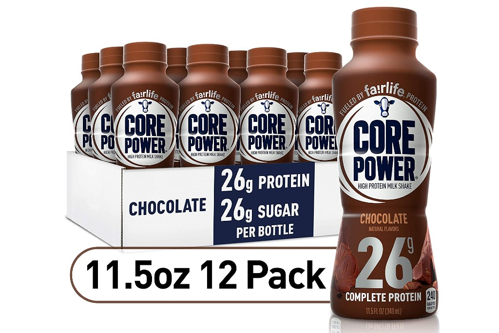 fairlife Core Power Protein Shakes