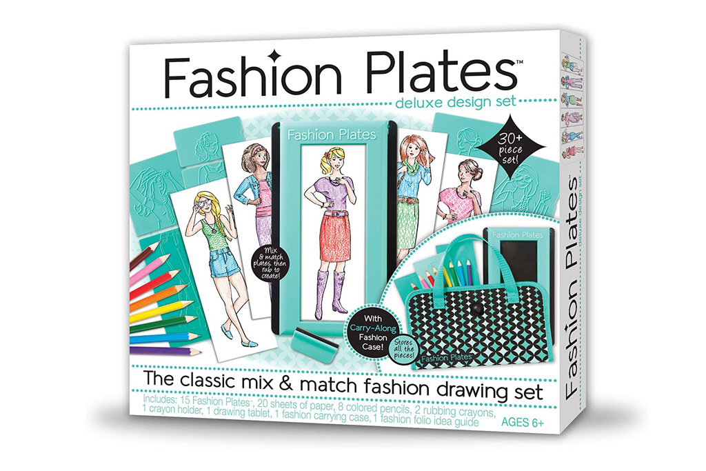 kahootz, fashion plates