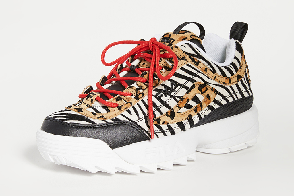 Fila Disruptor II Animal Sneakers