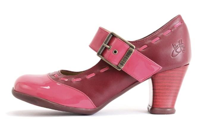 John Fluevog, Dr. Henry Shoe, pink pump