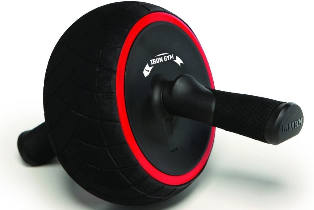 Iron Gym Ab Roller