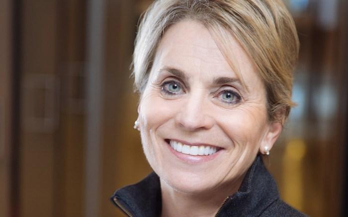 Headshot of Jennifer Estabrook, President at Fila.