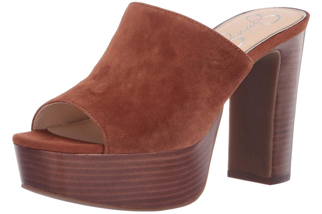 Jessica Simpson Women's Camree Heeled Sandal
