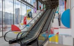 John Lewis, Westfield Shopping Centre, White