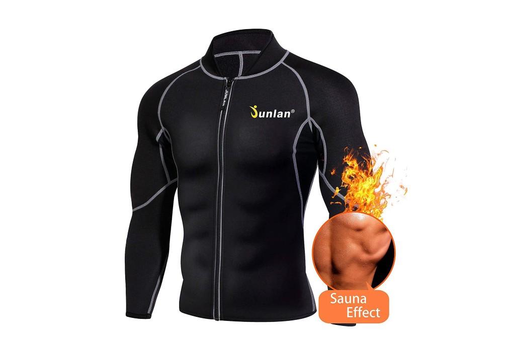 Junlan Neoprene Sauna Suit