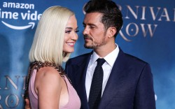 (FILE) Katy Perry Announces She's Expecting