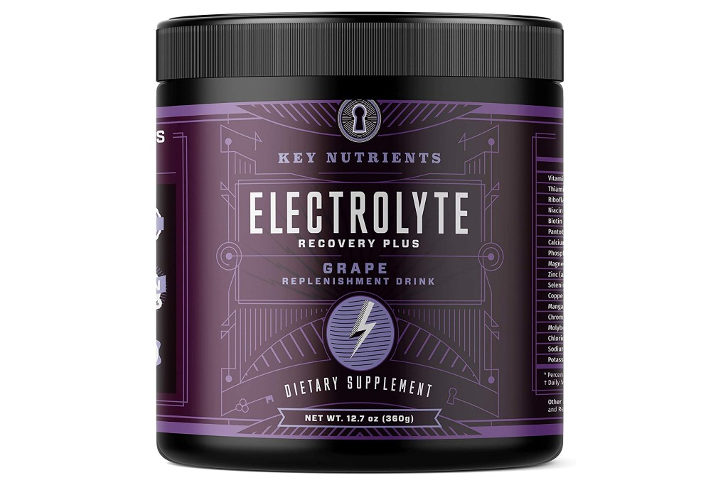 Key Nutrients Electrolyte Powder