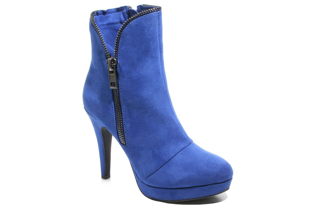 Two Lips Too Too Slip Women's Platform Ankle Boots