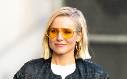 Kristen Bell, celebrity style, fashion