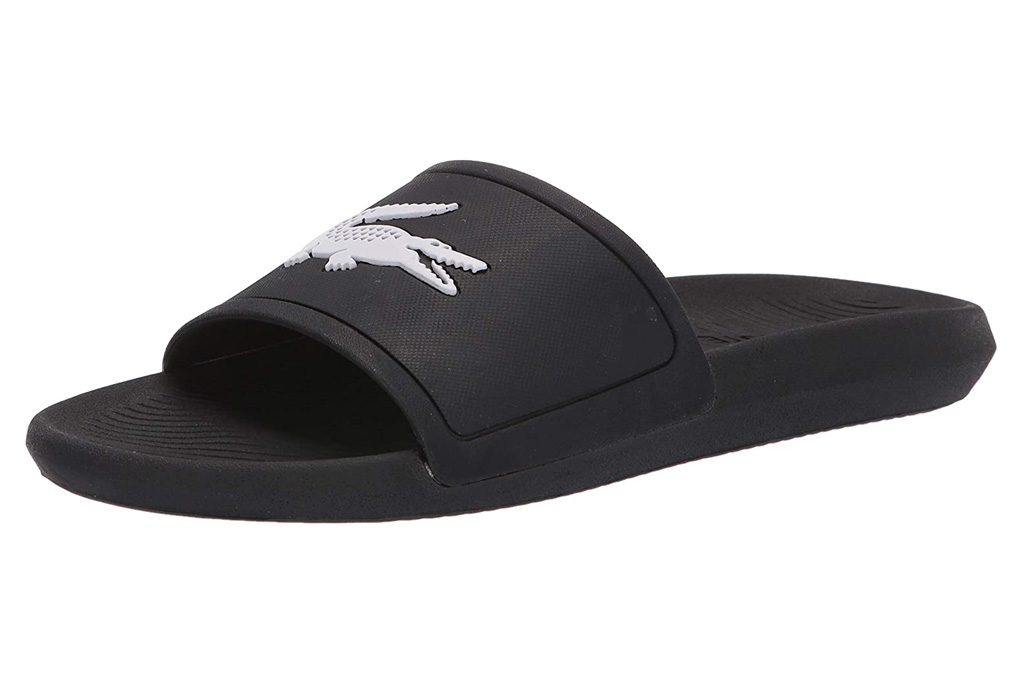 lacoste, slides