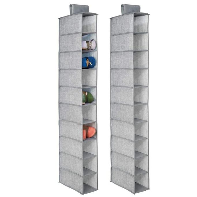 mDesign-Shoe-Storage