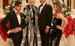 Rose family opulence