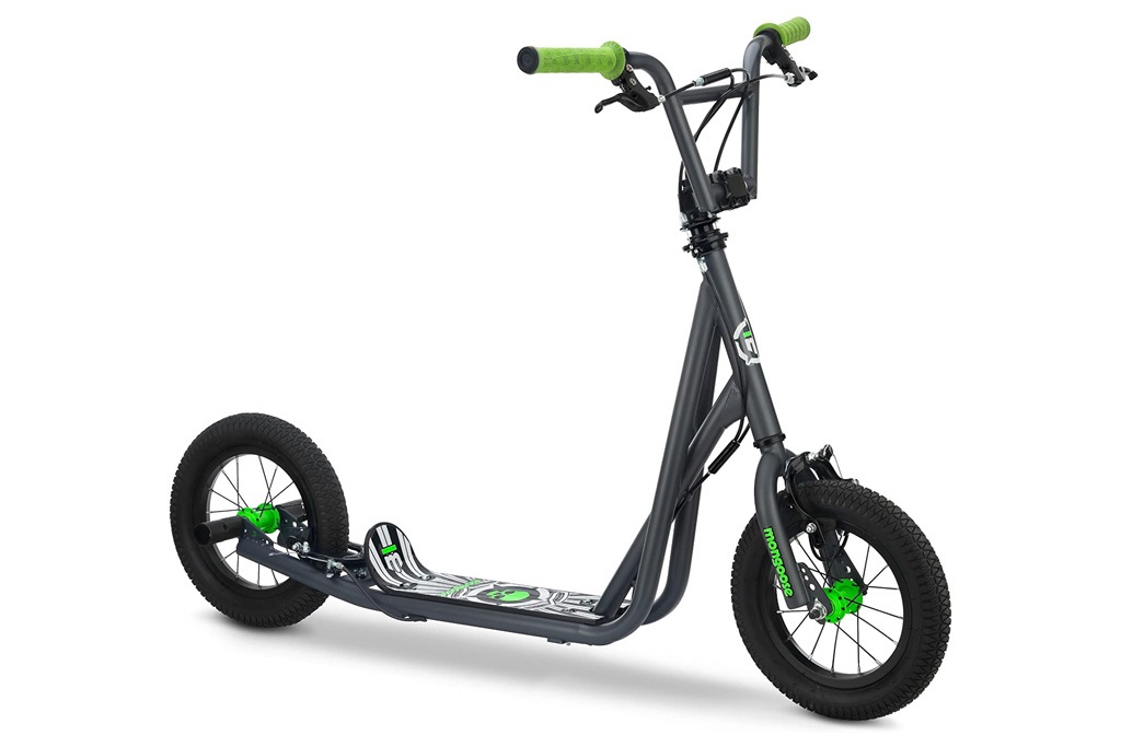 mongoose, scooter