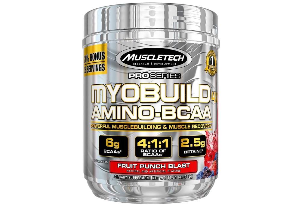 MuscleTech Myobuild Amino-BCAA Recovery Formula