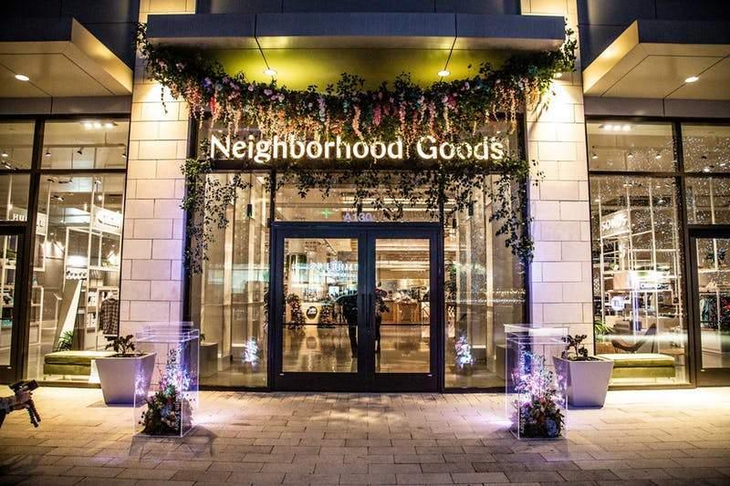 Photo of Neighborhood Goods store front