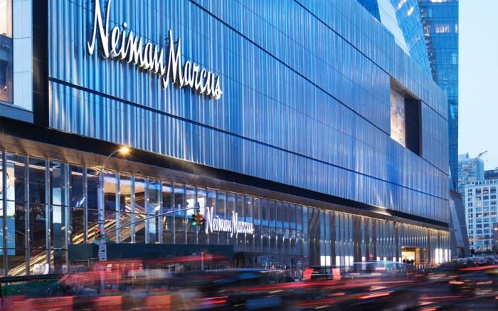 Neiman Marcus , bankrupt