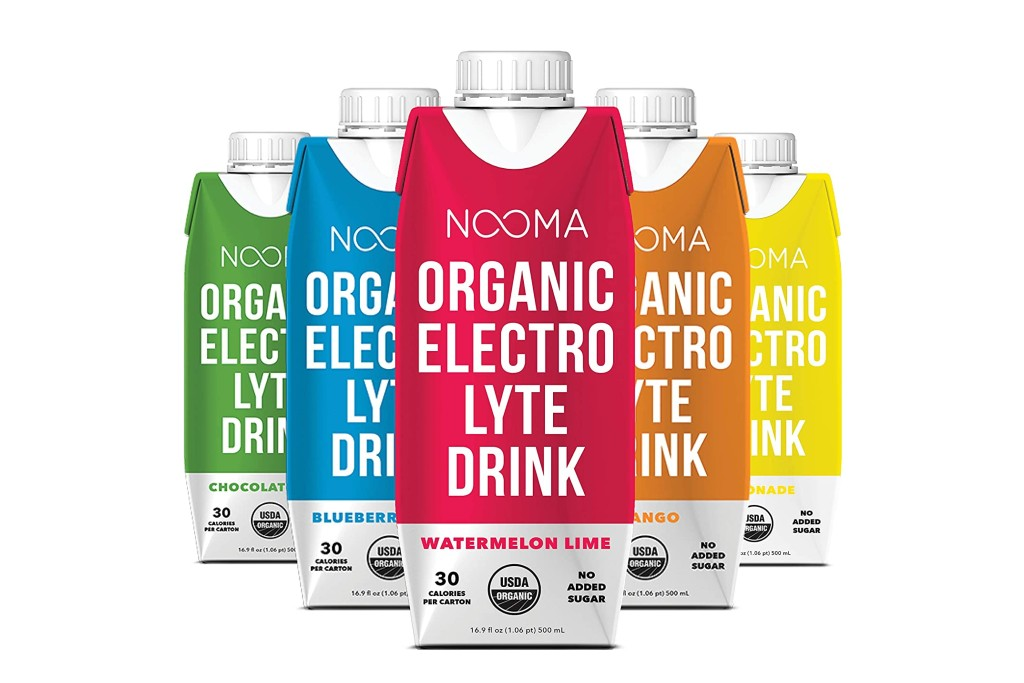 Nooma Organic Electrolyte Sports Drink