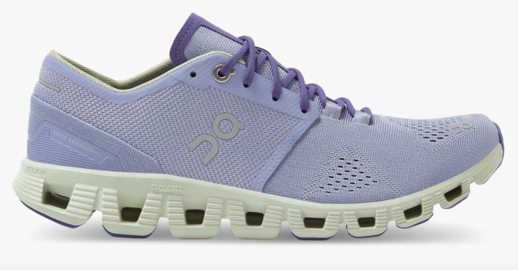 on cloud x, mother's day sneaker gifts