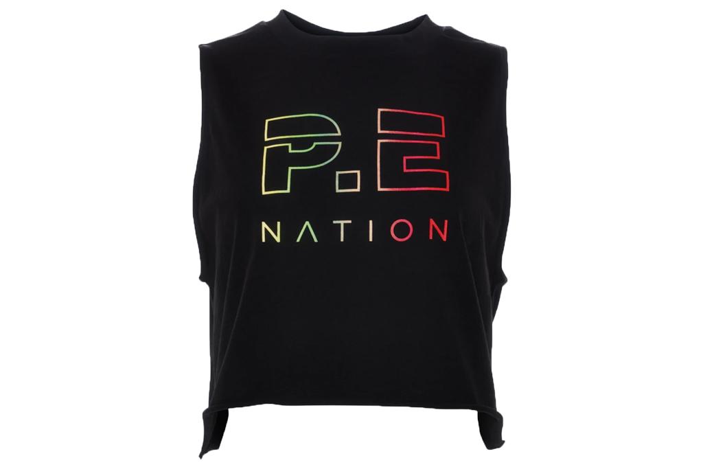 pe nation, workout tank
