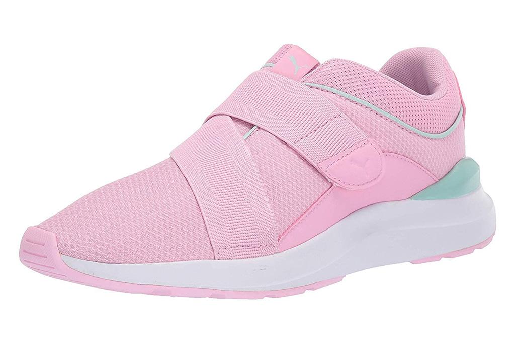puma sneakers, pink