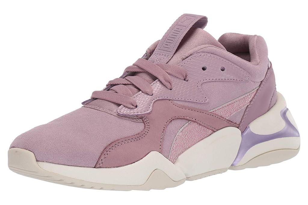 puma, sneakers, pink
