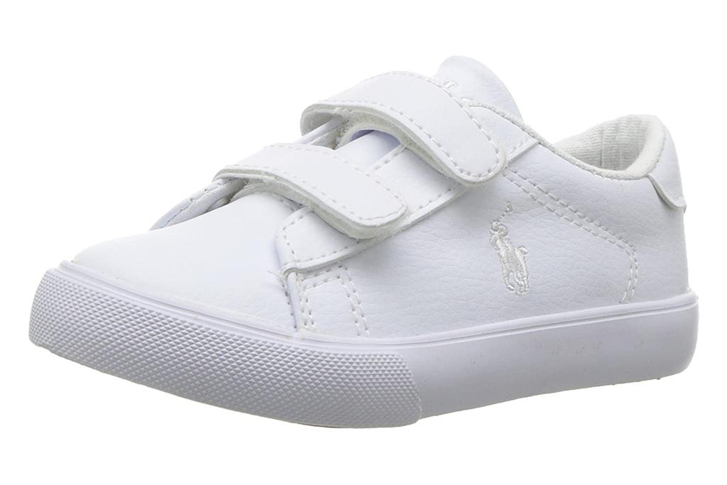 ralph lauren, toddlers, sneakers