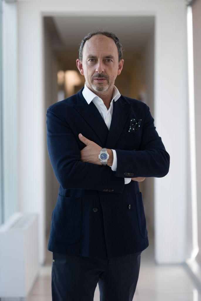 Sergio Rossi, Riccardo Sciutto