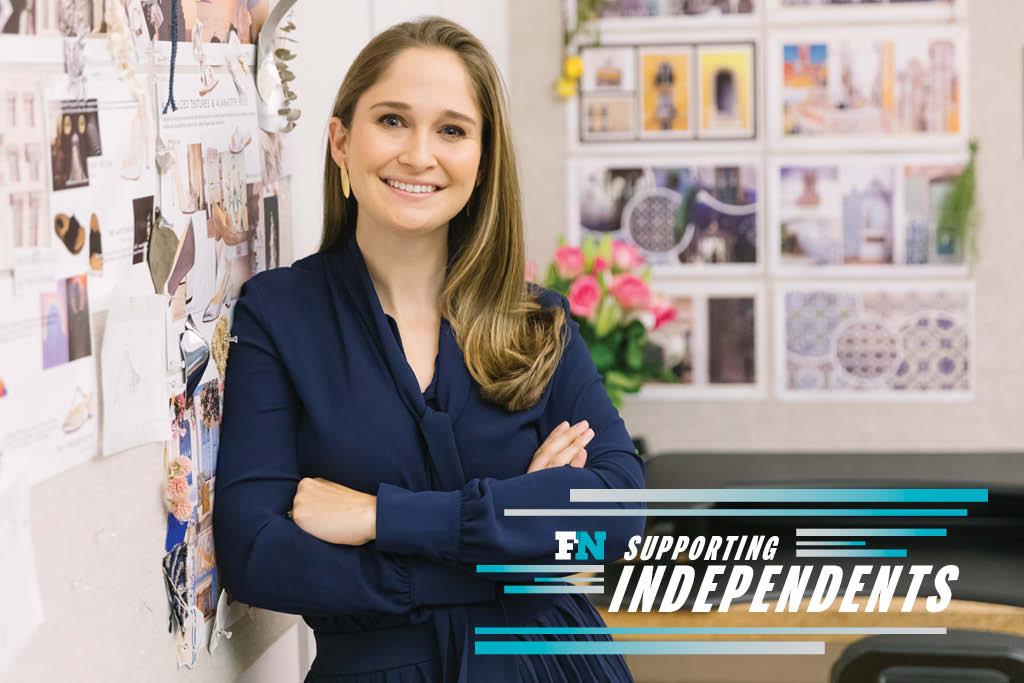 Shoe Designer Sarah Flint on Saving