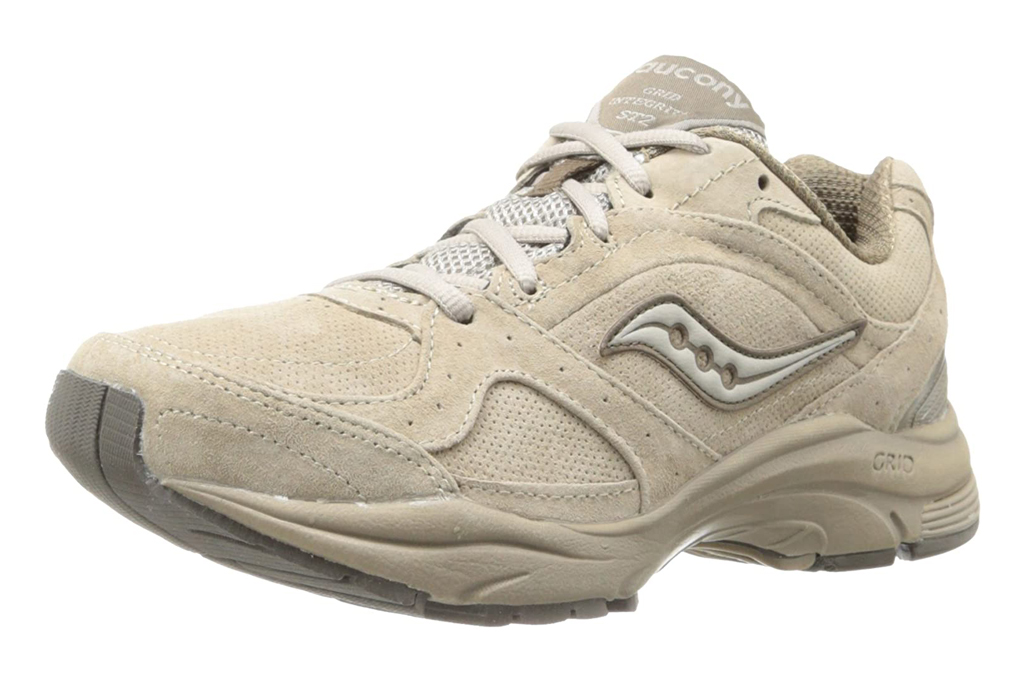 saucony, walking shoes