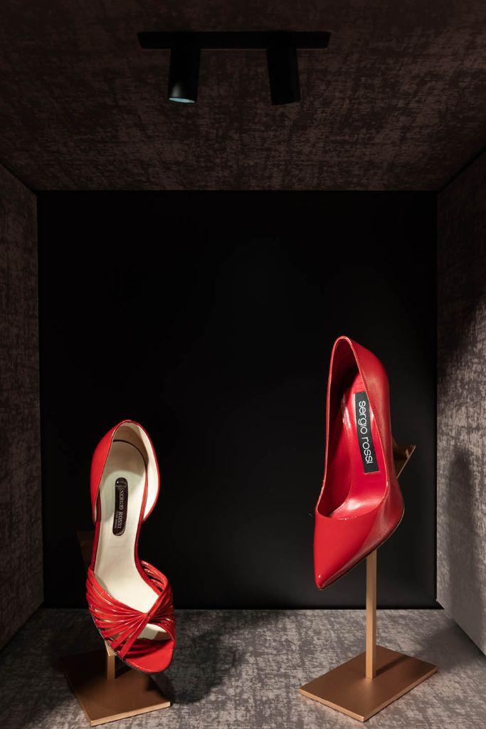 sergio rossi shoe, sergio rossi archive, sergio rossi designer